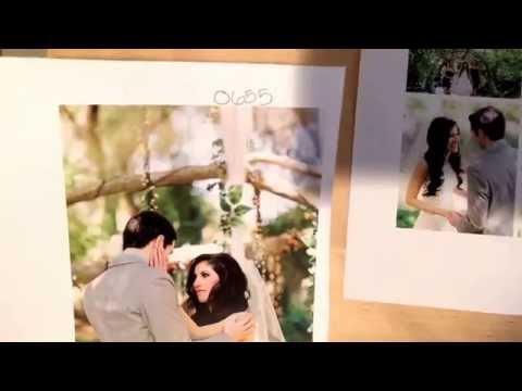 Wedding album page 7