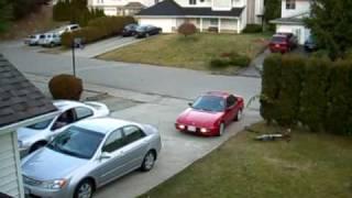 The Loudest Honda Horn!!