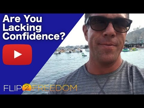 Are You Lacking Confidence?