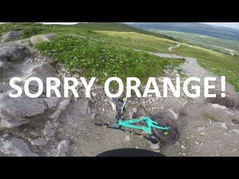 Vlog 62 - Downhill Enduro At Fort William