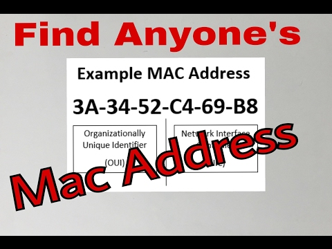 How to Find Mac Address in iOS 10 for free
