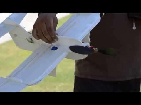 Best Simple Flat Foam RC plane glider/ FPV Dollar Tree foamboard