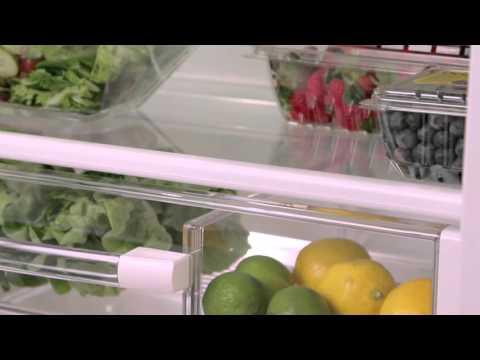 Sub-Zero's Built In Refrigeration