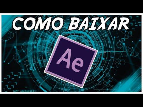 COMO BAIXAR E INSTALAR AFTER EFFECTS CS4 32/64 BITS