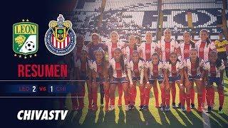 Resumen | León 2-1 Chivas Femenil | Highlights | J5 LigaMX Femenil AP19