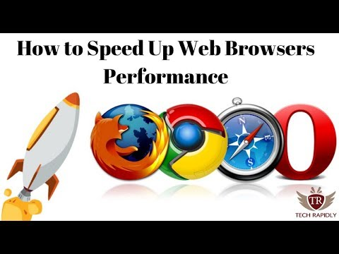 How to Improve or Speed Up Web Browsers Performance