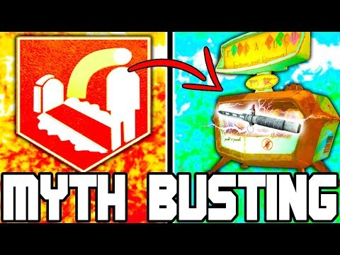 CAN YOU REVIVE THE ENEMY TEAM ON GRIEF MODE?? | CALL OF DUTY ZOMBIES | MYTH BUSTING MONDAYS #128
