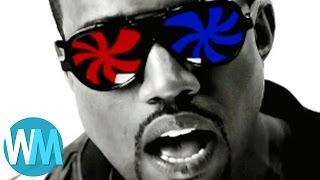 Top 10 Best Kanye West Music Videos
