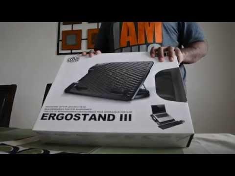 Unboxing - Cooler Master ErgoStand III