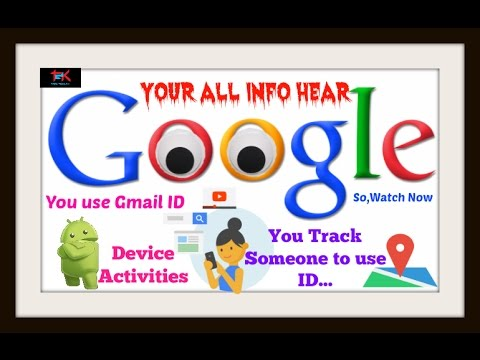 Our Personal Daily Tracker Activities|Gmail Account|My Activity|
