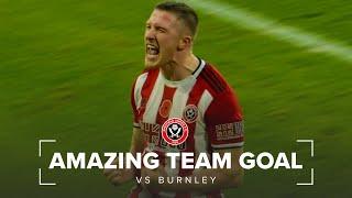Amazing Team Goal from Sheffield United   Sheffield United Vs Burnley   Premier League