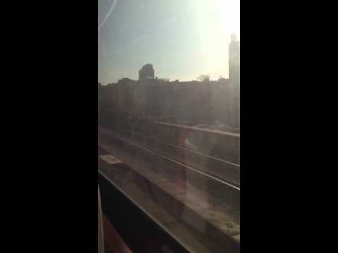 New York to norwalk in train