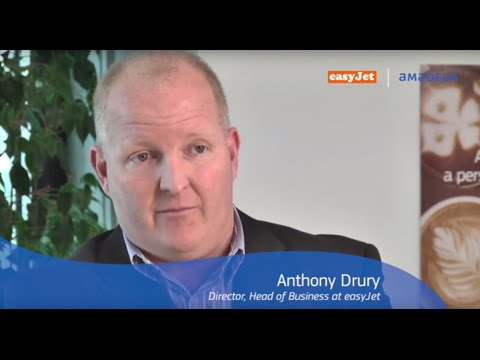 easyJet's Success in European Business Travel: A Case Study in Partnership with Amadeus