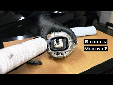 I Bought Cheap Engine Mounts and Made Them Decent - E90 DIY