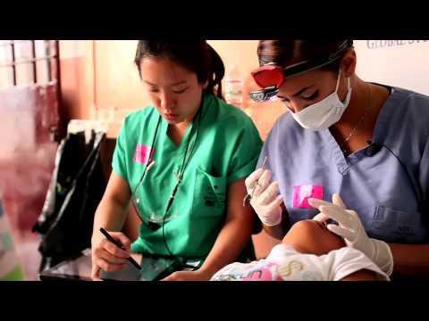 NYU College of Dentistry Bringing Dental Care and Education to Manta, Ecuador