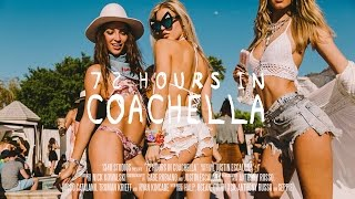 72 HOURS IN COACHELLA - SHORT FILM - Justin Escalona