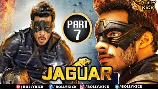 Jaguar Full Movie Part - 7 | Hindi Dubbed Movies | Nikhil Gowda Movies | Action Movies