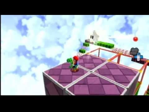 Super Mario Galaxy 2.5 Custom Level Hack
