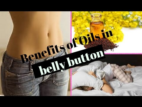 BENEFITS OF OILS IN NAABHI | OILS IN BELLYBUTTON