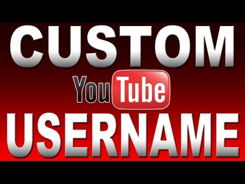 How to Customize Your YouTube Username