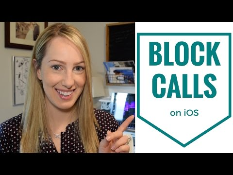 How to Block Calls & Messages on iPhone