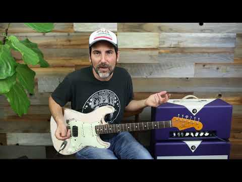 Lick Of The Day 51 - Blues Rock Licks In The Style Of Demartini Lynch and Van Halen - Guitar Lesson