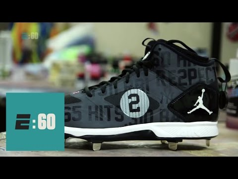 The Artist Behind Derek Jeter's Custom Cleats | E:60 | ESPN