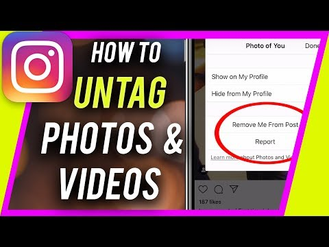 How to Untag Yourself from Instagram Photos