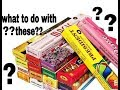 What to do with waste Agarbatti packets
