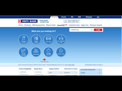 How to Check HDFC Credit Card Application Status