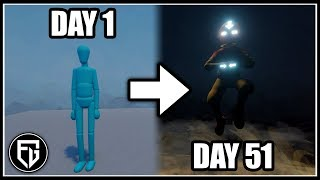 Creating my own AVATAR Game! | 200+ Hrs of Development in 11 Mins! | [Dreams PS4]