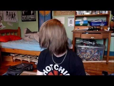 How I Do My Emo Hair (Guys)