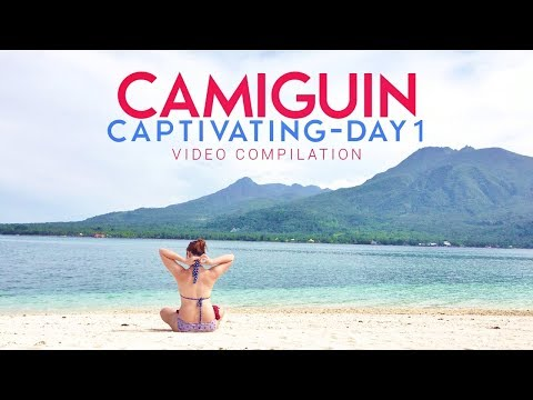 PHILIPPINES: Captivating Camiguin (White Island)  Day 1