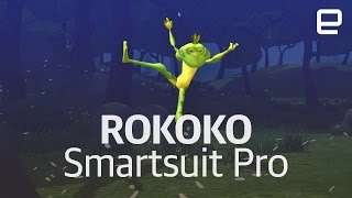 Rokoko Smartsuit Pro | Hands-On