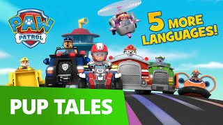 PAW Patrol is Now Available in FIVE MORE LANGUAGES!🐶🥳