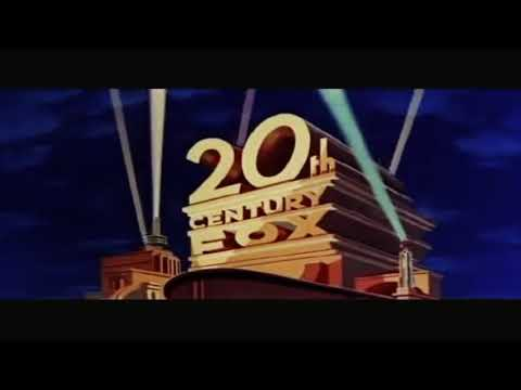 20th Century Fox CinemaScope logo with X-Men fanfare