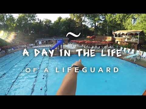 A Day in the Life of a Lifeguard