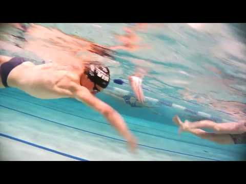 Four great timing drills for front crawl swimming