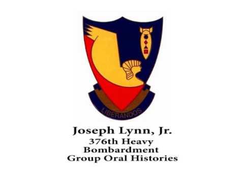 Lynn, Joseph, Jr. oral history and transcript