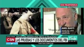C5N - Hitler en Argentina: Habla Abel Basti