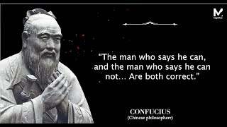 The Top 20 Confucius Quotes To Remember For The Rest of Your Life
