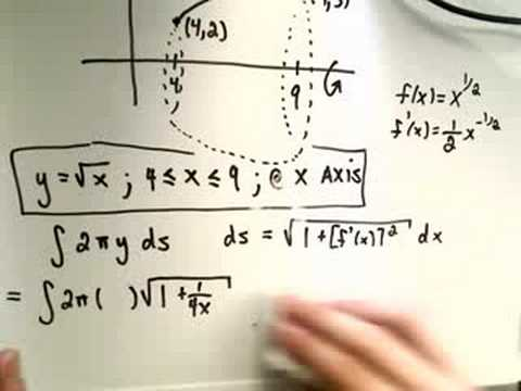 Finding Surface Area - Part 1