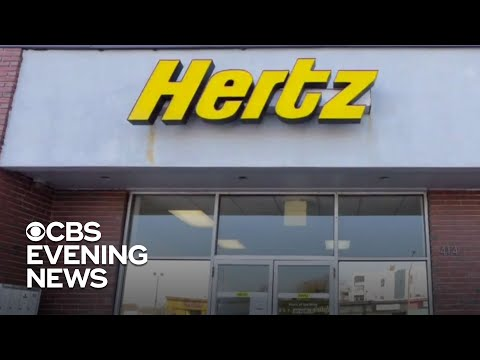 Hertz files for bankruptcy amid pandemic