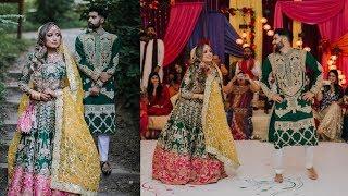 🇵🇰 GRAND PAKISTANI WEDDING 🇵🇰 #SARZE