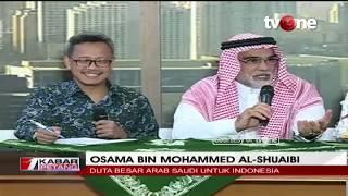 Dubes Arab Saudi Menjawab Soal Habib Rizieq