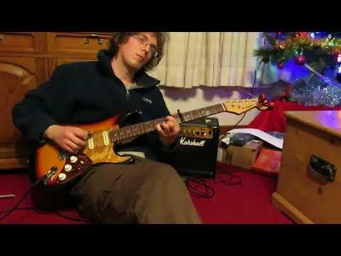 In Dulci Jubilo/I Saw Three Ships guitar