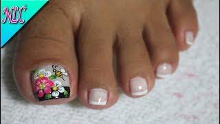 Decoración De Uñas Para Pies Mandalas Mandalas Nail Art