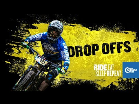 Ride drop-offs like Sam Hill