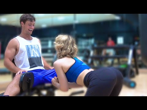 Xxx Mp4 Girl Asks Connor Murphy To Workout Then This Happened 3gp Sex
