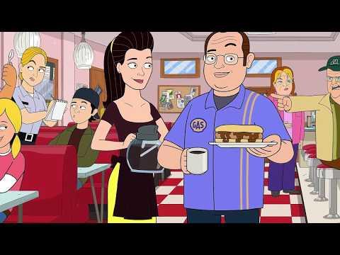 Brent Butt and Corner Gas Animators Talk New Series